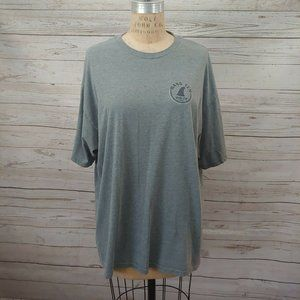 Hang Ten Men's Graphic T-Shirt Short Sleeve Size X